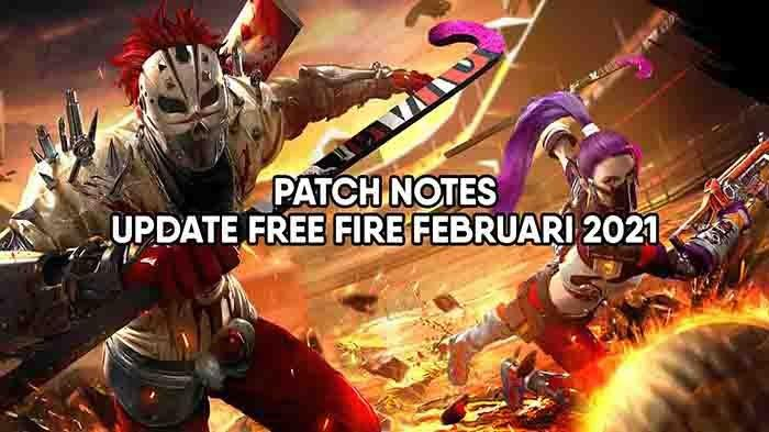 HORE! Ini Patch Notes Garena Mengenai Semua Hal Terbaru di Update OB26 Free Fire FF 2021