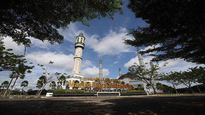 GALERI FOTO - Suasana Kota Pontianak di Hari Raya Idulfitri 2020 1 Syawal 1441 Hijriah