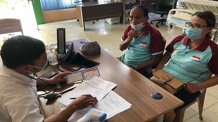Relawan yang Bersedia Antar Lansia untuk Vaksinasi akan Mendapatkan Vaksinasi