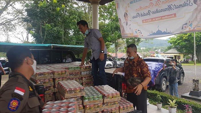 Baznas Kabupaten Bengkayang Siap Salurkan Zakat dari Wakil Bupati Bengkayang