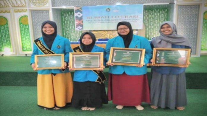 FUAD IAIN Pontianak Gelar Kuliah Umum ''Rumah Literasi''