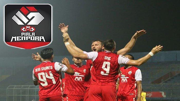 PERSIJA Juara Piala Menpora 2021 Terima Rp 2 Miliar Persib Rp 1 M, PSS Rp 750 Juta & PSM Rp 500 Juta