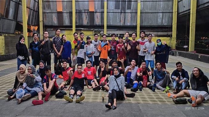 Sukses Laksanakan LK-1, Komisariat Syariah Follow Up Kader Baru Lewat Fun Futsal