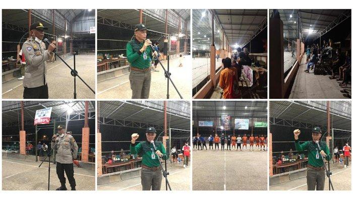 Turnamen Futsal se-Kota Singkawang Umur 35 Keatas, Walikota Cup 2021-Old But Gold Resmi Dibuka