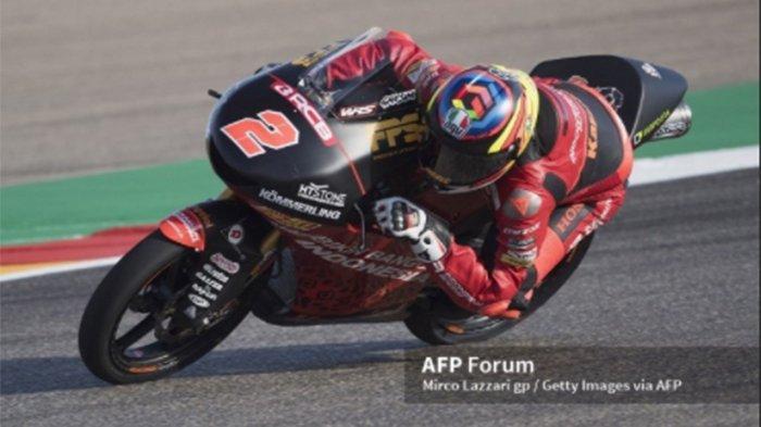 HASIL FP3 MotoGP Aragon 2021 Hari Ini Update Link Results Moto3, Gabriel Rodrigo Kembali Melesat ?