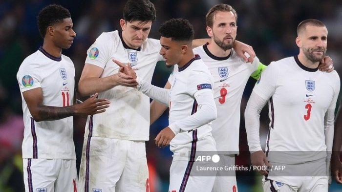 Gagal Juara EURO 2020, Inggris Optimis Tatap Piala Dunia 2022