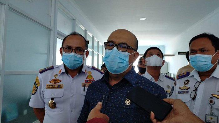 Alasan Kenyamanan Pengendara, Sy Abdullah Harap Pita Penggaduh di Jalan A Yani Dibenahi Lagi