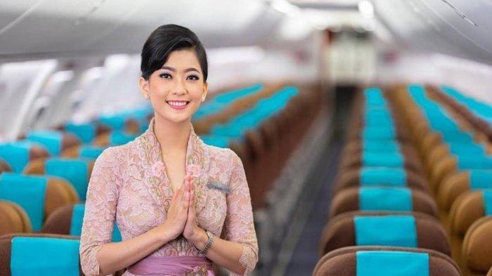 Gaji Pramugari Terbaru September 2021 Sesuai Maskapai dari Garuda, Citilink, Lion Air dan AirAsia
