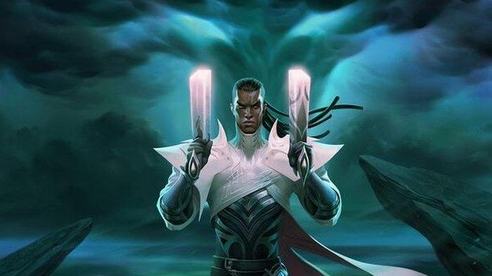 Gameplay Lucian The Purifier Champion Baru League of Legends Wild Rift, META LoL 2021 Burst Damage