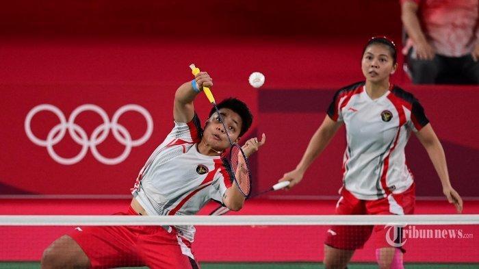 Live Streaming TVRI Uber Cup Badminton Indonesia vs Prancis: Tanpa Greysia Polii di Line Up Pemain