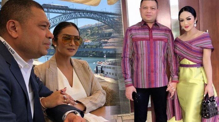 Raul Lemos dan Krisdayanti Kompak Angkat Suara Bantah Rumor Miring Datangi PA Soal Perceraian