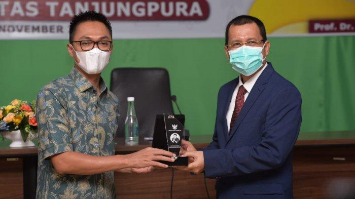 Terima Kunjungan Staf Khusus Presiden, Garuda Wiko: Sangat Membantu Terutama bagi Mahasiswa Baru