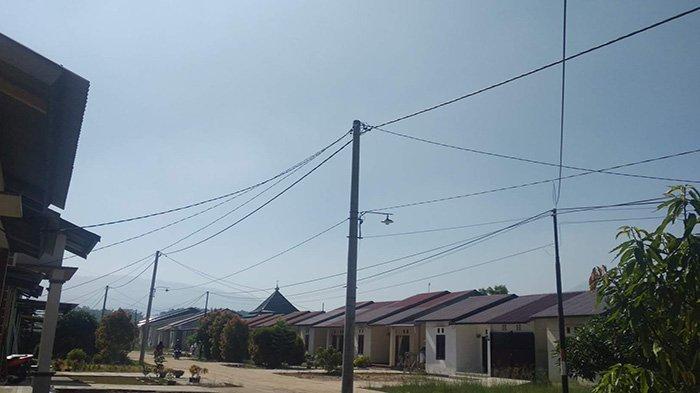 Kabut Asap Sempat Selimuti Kota Sukadana, Berikut Penjelasan BPBD Kayong Utara