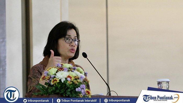 UPDATE Gaji 13 PNS TNI Polri dan Pensiunan! Menteri Sri Mulyani Sebut Pembayaran Gaji ke-13 Agustus