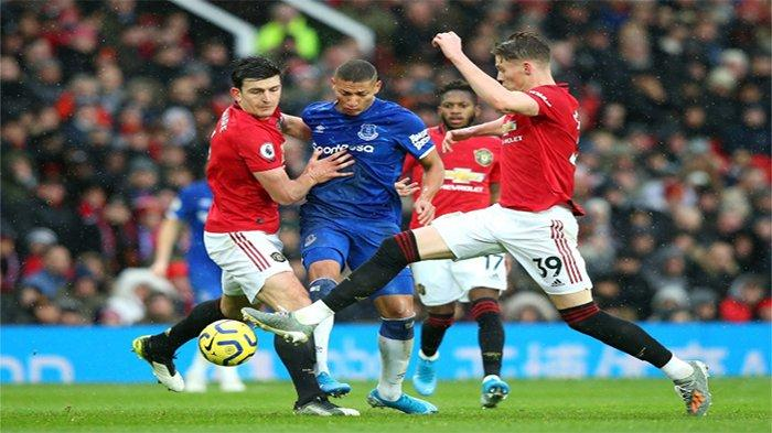 STATISTIK Richarlison, Gelandang Everton Buat Barcelona Rela Rogoh Kocek Dalam Setara Pogba & Bale
