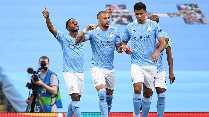 LIVE HASIL Man City vs Fulham - Assist Manjur Kevin de Bruyne Disudahi Sterling, Gol Skor 2-0