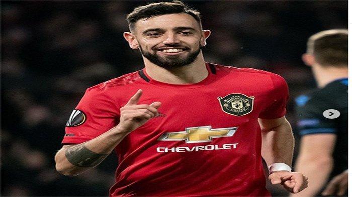 Link Live Streaming Manchester United Vs Sheffield United - Peluang Duet Bruno Fernandes - Pogba