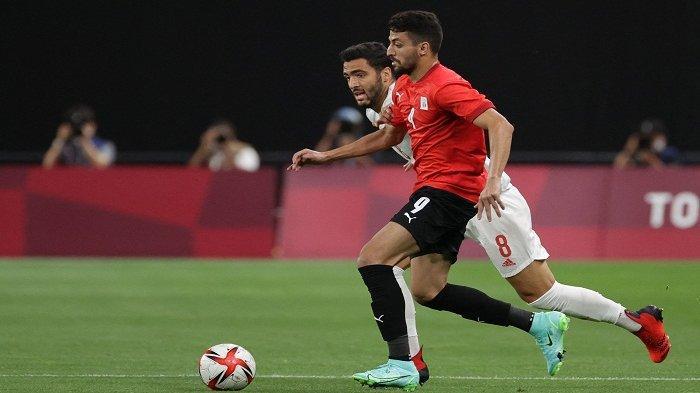 Update Skor Sementara Spanyol vs Mesir Hari Ini Olimpiade Tokyo 2021 Cek di Link Live Score