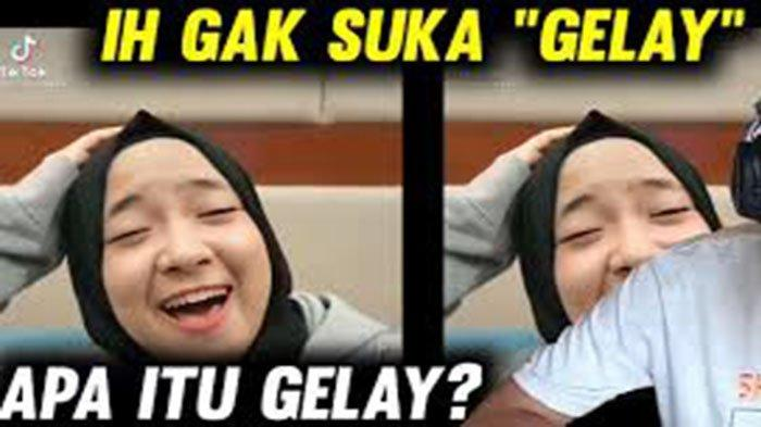 Gelay Artinya Apa? Bahasa Gaul Diucapkan dalam Video Nissa Sabyan Viral di Twitter dan Instagram