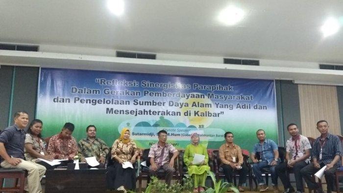 Gemawan Mendukung Implementasi UU Desa Menuju Masyarakat Mandiri