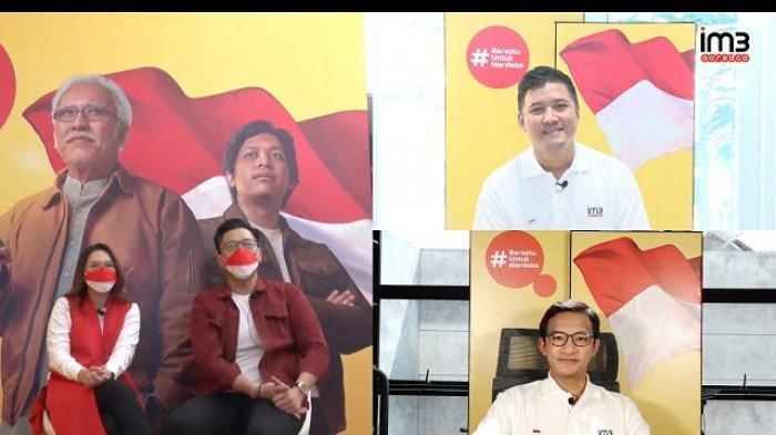 Rayakan HUT Kemerdekaan RI, IM3 Ooredoo Luncurkan GERAI ONLINE Indosat Ooredoo