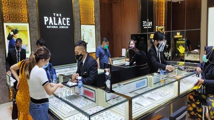 Perayaan The Palace Jeweler, Siapkan Liontin Berlian Nusantara Untuk Pelanggan Setianya
