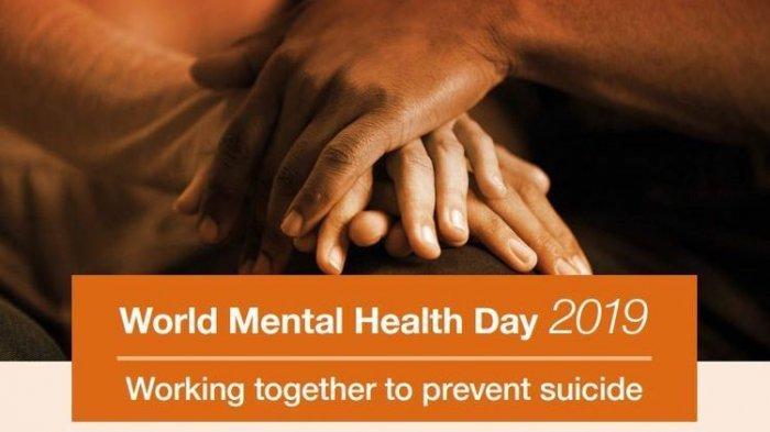 10 Oktober Adalah Hari Kesehatan Jiwa Sedunia Ini Kisah Dibalik World Mental Health Day Tribun Pontianak