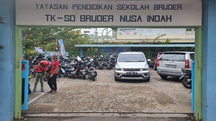 TK-SDS Bruder Nusa Indah Pontianak Sarat Nilai Sejarah, Dulunya Bernama SD Santo Michael