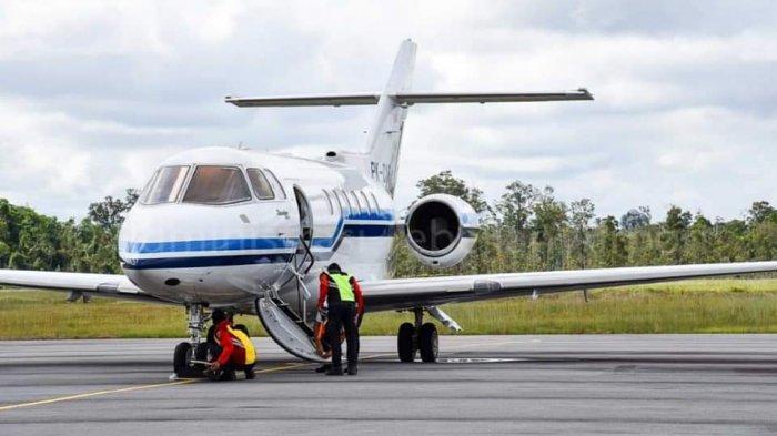 Presiden Jokowi Dijadwalkan Akan Resmikan Bandara Tebelian Kabupaten Sintang Kalimantan Barat