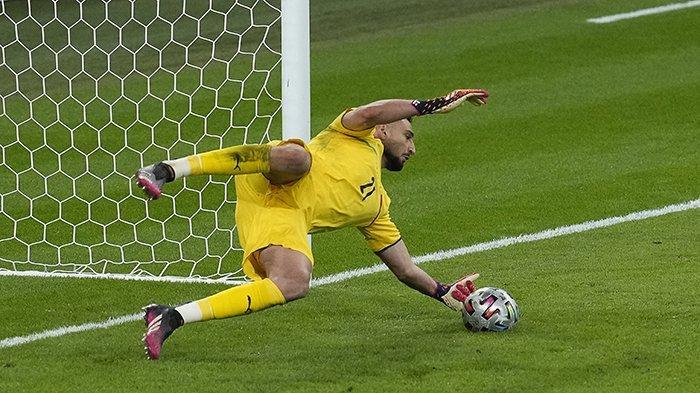 Gianluigi Donnarumma Pembawa Hoki Timnas Italia Di Euro 2020
