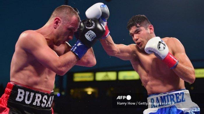 Jadwal Tinju Dunia Gilberto Ramirez vs Sullivan Barrera Live World Boxing Kelas Berat Ringan