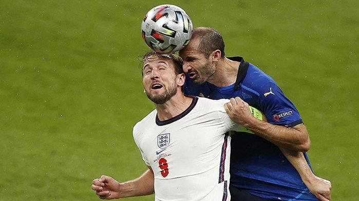 SKOR Sementara Italia vs Inggris Final EURO 2021 Sekarang Update Hasil Inggris vs Italia Live RCTI