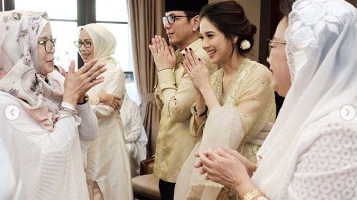 Gista Putri Melahirkan Bayi Cewek Bersamaan dengan Cucu Presiden Jokowi, Intip Nama Putri Wishnutama