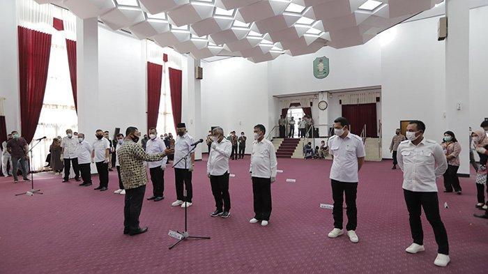Gubernur Kalbar Akan Lantik Lima Kepala Daerah Terpilih, Ini Nama-namanya - gladi-bersih-pelantikan-bupati-dan-wakil-bupati-terpilih-di-balai-petiti-1.jpg