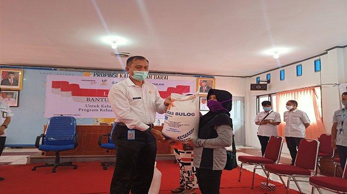 Kadinsos Provinsi Kalbar Sebut 159 Ribu KPM Dapat Bantuan Beras 15 Kg