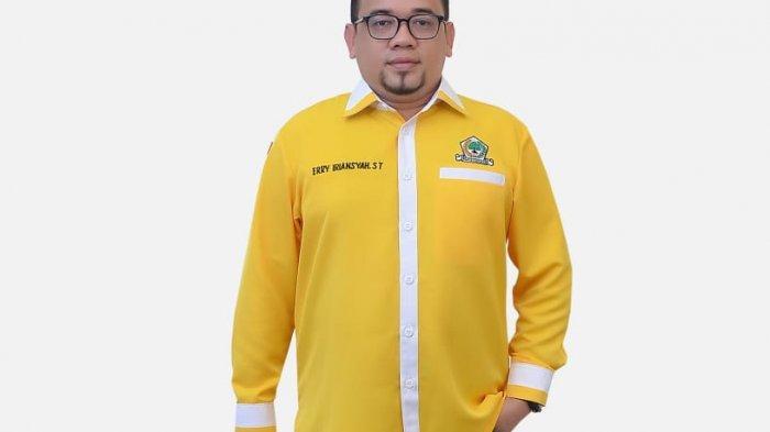 Terpilih jadi Ketua DPD Golkar Kubu Raya, Ini Target Erry Iriansyah