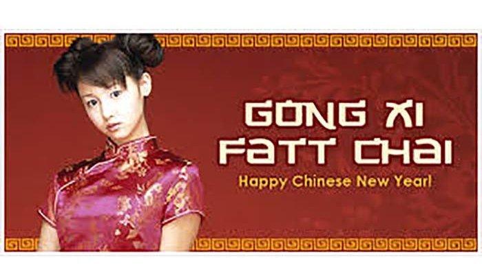 Ternyata Gong Xi Fa Cai Bukan Selamat Tahun Baru China tapi Ini Artinya