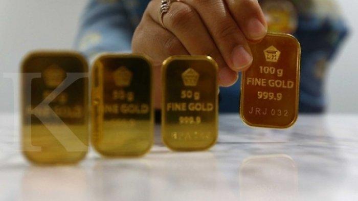 UPDATE Harga Emas Antam Hari Ini Rabu 20 Januari 2021
