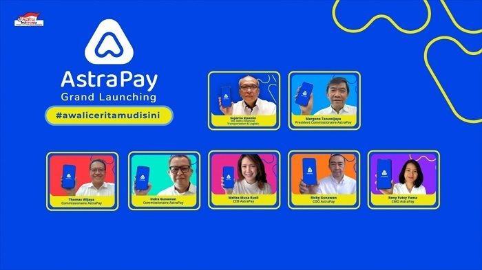 Dompet Digital AstraPay Meluncur, Bisa Dipakai Bayar Angsuran dari Layanan Grup Astra