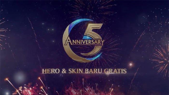 GRATIS di Mobile Legends September 2021! Cara Dapat Hero Terbaru Floryn dan Skin-skin Keren