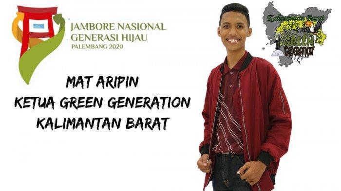 Greengnr Kalbar Dukung Penuh Suksesnya Jambore Nasional Generasi Hijau atau JNGH 2020 di Palembang