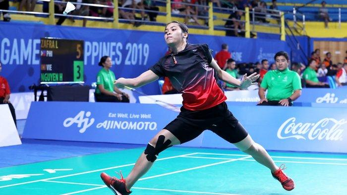 Rekap Hasil Badminton SEA Games Kamis (5/12/2019): Empat Wakil Indonesia ke Perempat Final