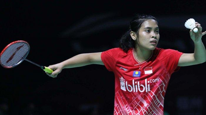 Jadwal Badminton Sea Games 2019 Filipina Nomor Perorangan - 5 Wakil Tanding, Shesar hingga Gregoria
