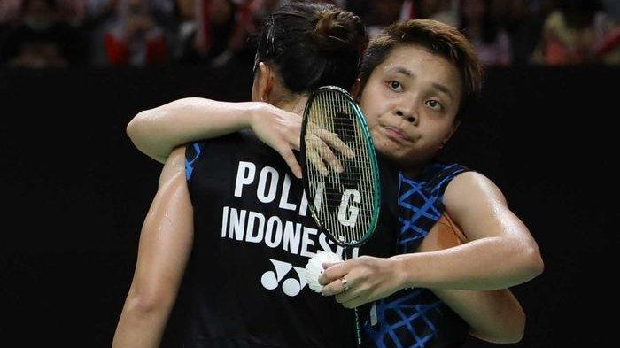Live Streaming Final Thailand Open 2021 Badminton di TVRI UseeTV Youtube BWF Minggu 17 Januari 2021
