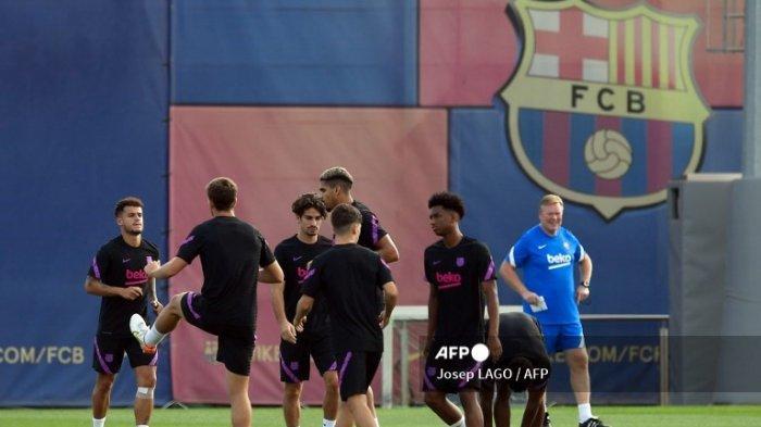 GRUP Liga Champions Lengkap, Duel Big Match Barcelona Vs Munchen Malam ini! Man United Vs YB Pembuka