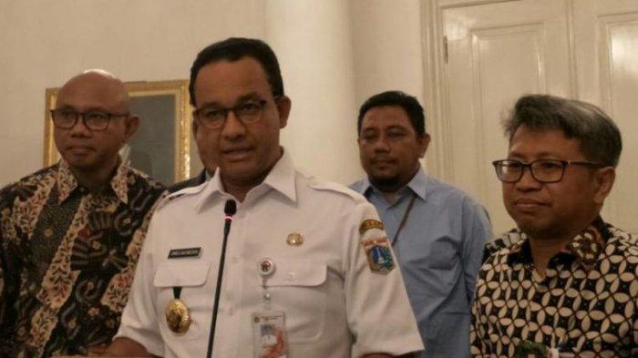 Jawaban Menohok Anies Dipermasalahkan Anggota DPR RI Tak Penuhi Undangan Rapat Bahas Banjir Jakarta