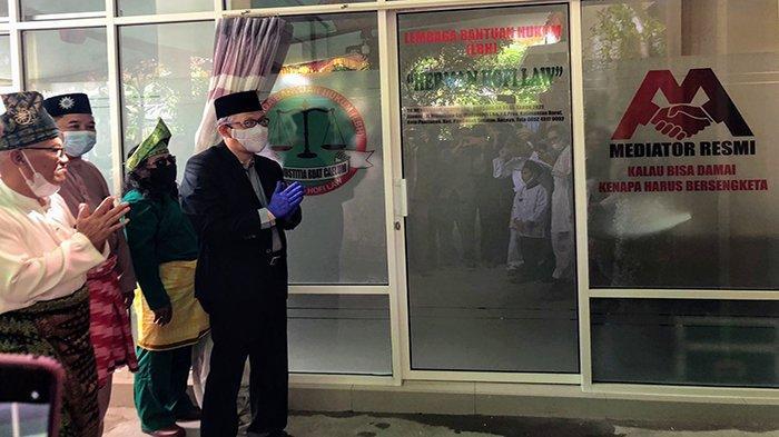 Bang Midji Resmikan Kantor Mediator Resmi Pertama di Kalbar
