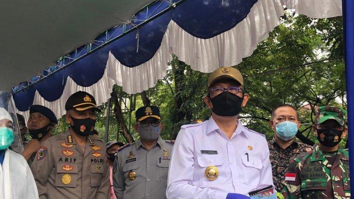 Sutarmidji Mulai Gerakan Wajib Masker dari Lingkungan Kantor Gubernur Kalbar