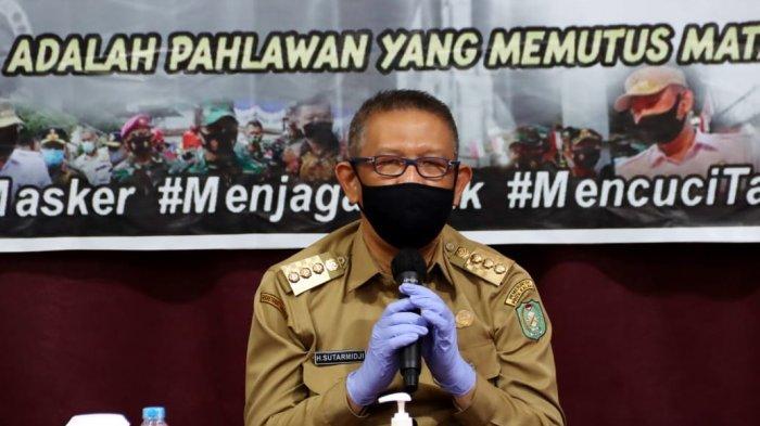 Backup Penanganan Covid-19 di Pontianak, Gubernur Sutarmidji Akan Berlakukan Pembatasan Aktivitas