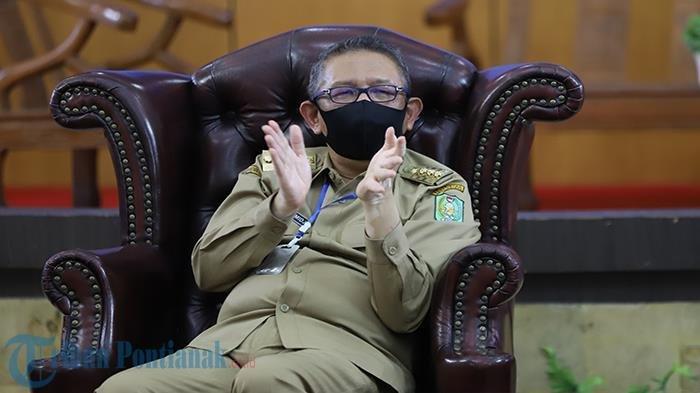 Gubernur Sutarmidji 200-300 Kali Hubungi Kadis Kesehatan dalam Sehari Tanyakan Perkembangan Covid-19
